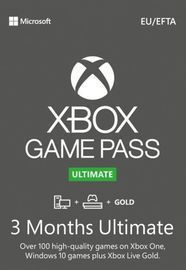 Xbox Game Pass Ultimate 3 Month Subscription