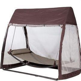 Abba Patio Outdoor Swing Hammock w/ Mosquito Net