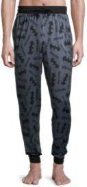 Batman Men's Jogger Sleep Pants