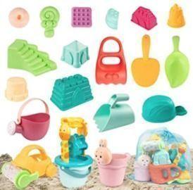 Beach Toys - 27 Pcs