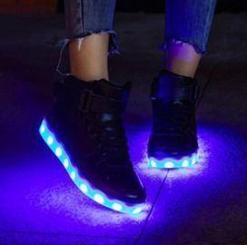 LED Light Kids Shoes