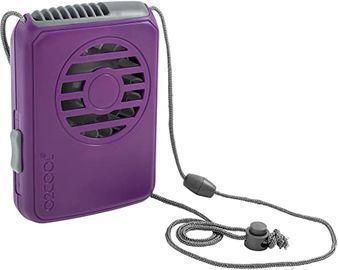 O2COOL Battery Powered Personal Fan w/ Lanyard