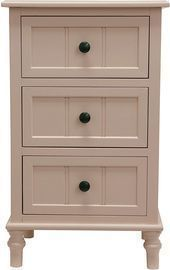 Dcor Therapy Simplify Three Drawer Accent Table
