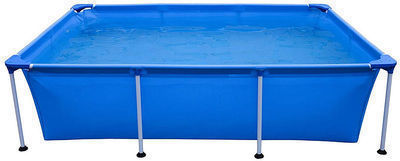 JLeisure 10-Ft. Above Ground Steel Frame Swimming Pool
