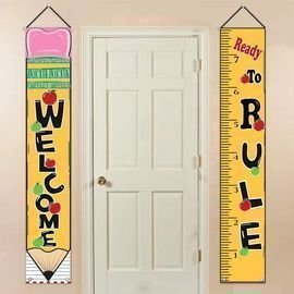 Back to School Classroom Banner/Sign Decor