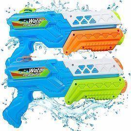 2 Pack Super Soaker Water Guns