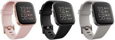 Fitbit Versa 2 Smartwatch & Activity Tracker with Built-in Alexa