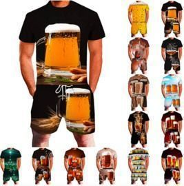Two Piece Beer Outfit