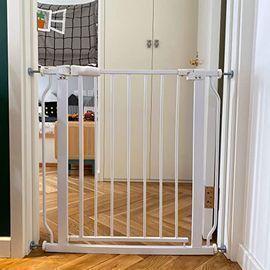 BalanceFrom 29.1-33.8 Easy Walk-Thru Safety Gate