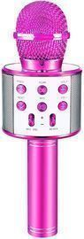 Bluetooth Karaoke Singing Microphone
