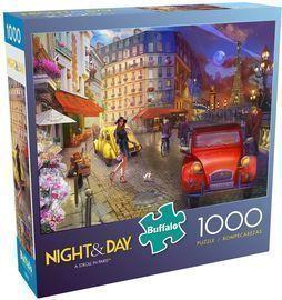 Buffalo Games A Stroll in Paris 1000 Pc. Jigsaw Puzzle
