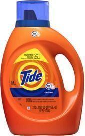Tide Liquid Laundry Detergent Soap - 92 fl. oz.