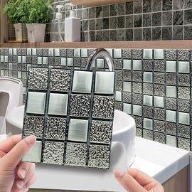10 Sheets Peel and Stick Tile Backsplash