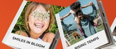 6 X 6 20 Page Hardcover Photo Books