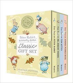 Peter Rabbit Naturally Better Classic Gift Set