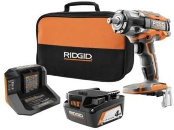 Rigid 18V OCTANE Brushless Cordless 1/2 in. Impact Wrench Kit