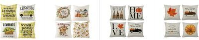 40% OFF Select Fall Pillow Covers (4-Pack)
