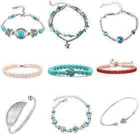 Various Pendant Bracelets
