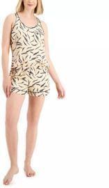 Alfani Women's Tank & Shorts Pajama Set