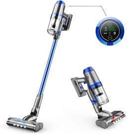 Cordless Vacuum with 5 Stages High Efficiency Filtration