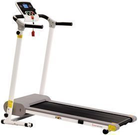 Sunny Health & Fitness Easy Assembly Folding Treadmill w/ LCD Display