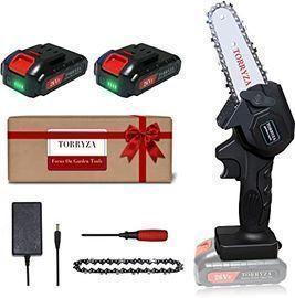 TORRYZA 4 Cordless Power Chain Saw