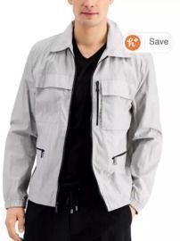 INC Men's Walker Machine Washable Jacket