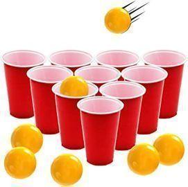 Dr. Dudu Beer Pong Game Set