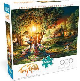 Baffalo Games Terry Redlin 1000-Pc. Jigsaw Puzzle