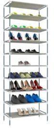 10 Tiers Shoe Rack Stand