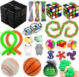 22 Pack Sensory Fidget Toys Set