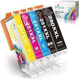 Q-image Compatible Ink Cartridges