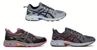 HOT! Asics Men's & Women's Gel Venture 7 Trail Running Shoes