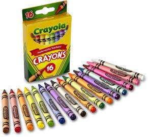 Crayola 16 Count Classic Crayons