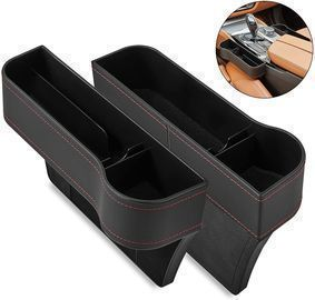 Car Seat Gap Filler Organizer-2 Pack