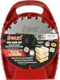 Freud 6 x 10T Pro Dado Set