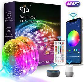 Smart WiFi LED Strip Lights