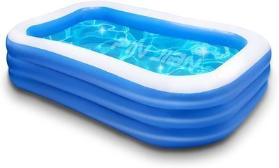 Inflatable Swimming Rectangle Pools