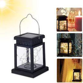 Hanging Solar Outdoor Lantern Light