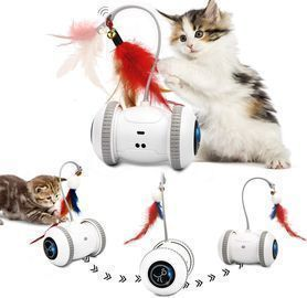 Cat Toys Robotic Interactive Indoor Electronic Toys