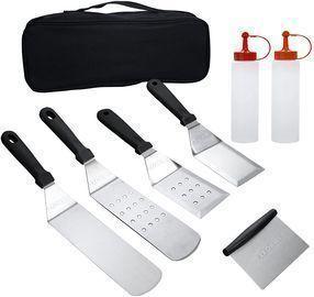 Griddle Grill Tools Set