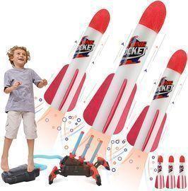 Multiple Rocket Launcher Toy