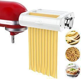 Antree Pasta Maker Attachment Set for KitchenAid Stand