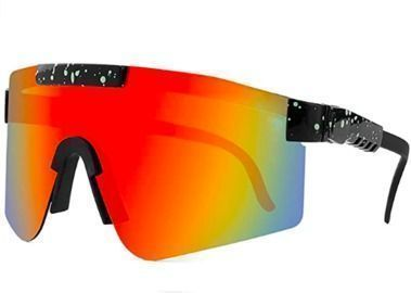 Polarized Cycling Glasses