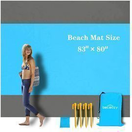 Beach Blanket Sandproof
