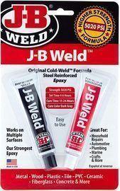 J-B Weld Cold-Weld 2-oz. Steel-Reinforced Epoxy