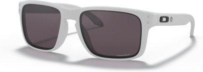 Oakley Holbrook SHIBUYA Sunglasses, Matte White W/ PRIZM Grey