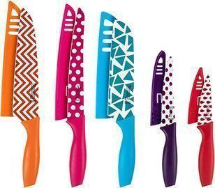 MICHELANGELO 10pc Kitchen Knife Set
