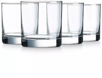 Luminarc Aristocrat 10.25 oz On The Rocks Glasses, Set of 4