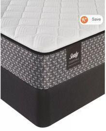 Sealy Essentials Joyfulness 8.5 Firm Queen Mattress